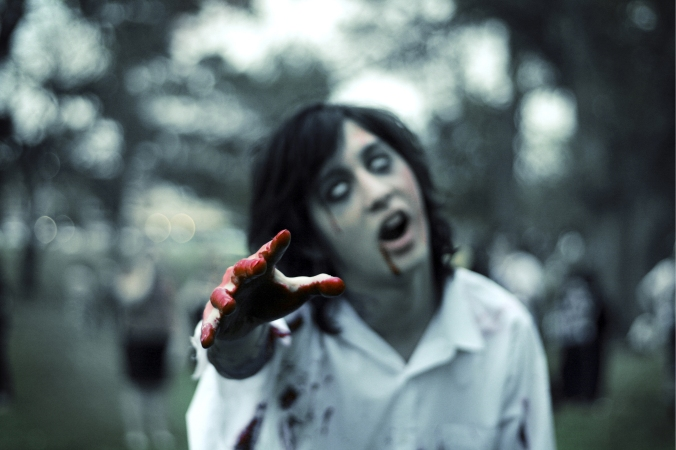 Photo credit: Zombies by IcedCoffee